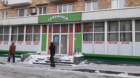 Торговое помещение у метро Коломенская.