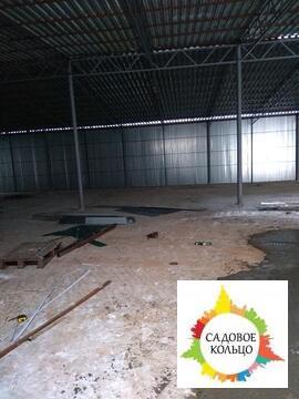 Холодн. склад, потолок 4.5, 2-ое ворот, можно частями от 300 м, машин