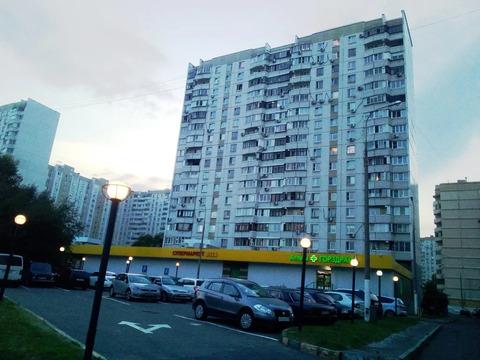 Сдается роскошная двухкомнатная квартира 5-ть мин. пешком м. Борисово