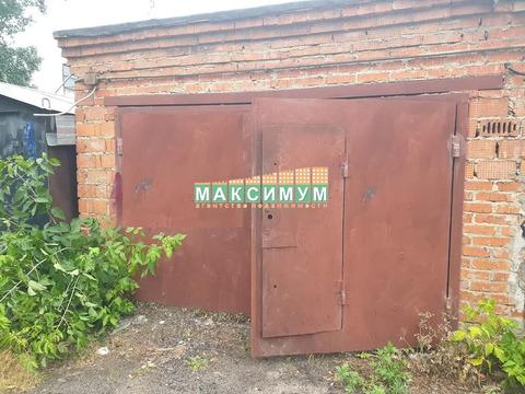 Продается гаражный бокс, г.Домодедово, мкр. Центральный, ул.Восточная