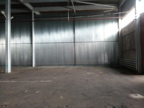 Отапливаемый склад 440 кв.м