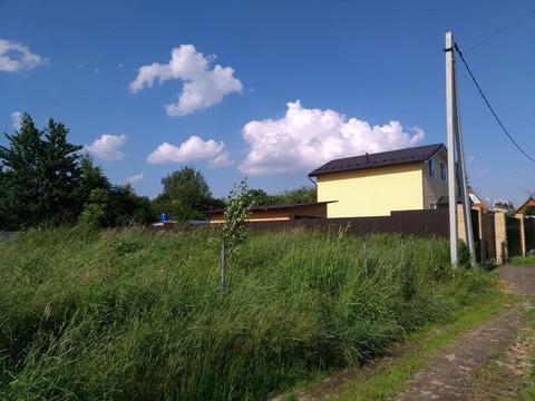 Продам земельный участок 6 соток в деревне Клишева по улице Красная.
