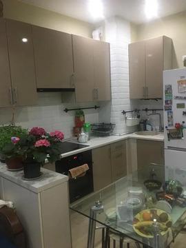 """1-комнатная квартира, 49 кв.м., в ЖК """"Зеленоградский"""""""