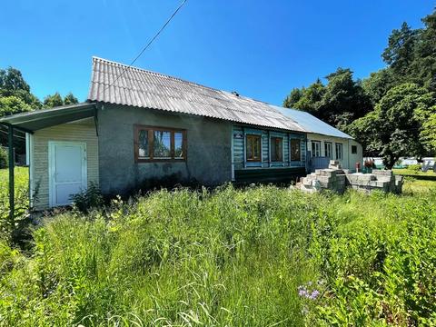 Часть дома в пос. Лесозавода