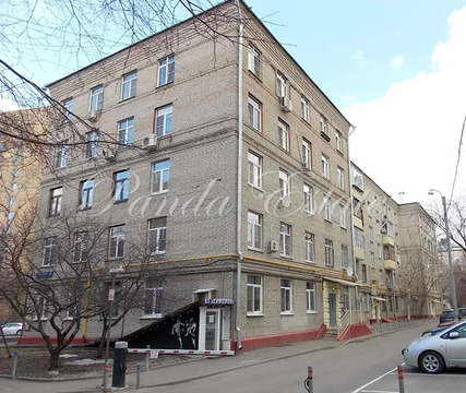 Квартира в Хамовниках (ном. объекта: 3750)