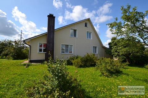 Предлагаем к продаже капитальный жилой дом в городе Волоколамск
