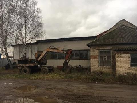 Продается складской комплекс 1666 кв.м. в д. Жирово(Раменский р-он)