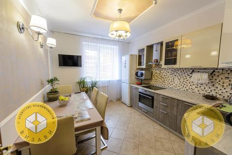 2к квартира, 66 кв.м. Звенигород, Супонево к5, ремонт, мебель, техника