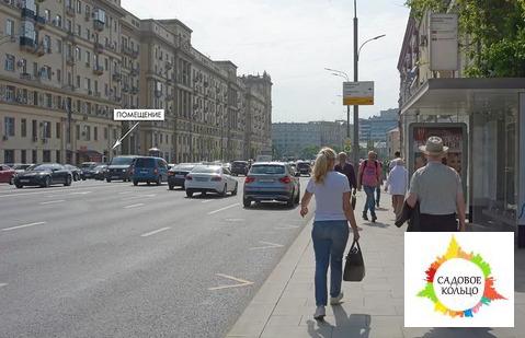 Предлагается помещение, расположенное на первой фасадной линии Садовог