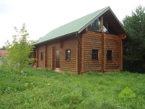 Дом-баня в д.Глуховка