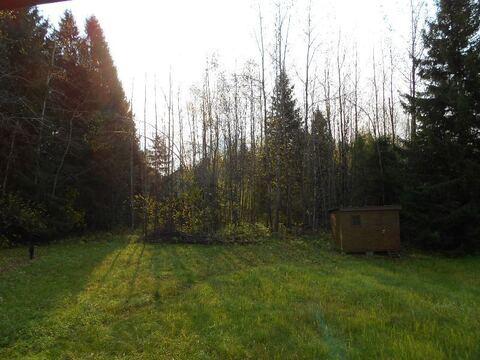 Срочно продается лесной участок в СНТ Патриот Сергиево-Посадский р.