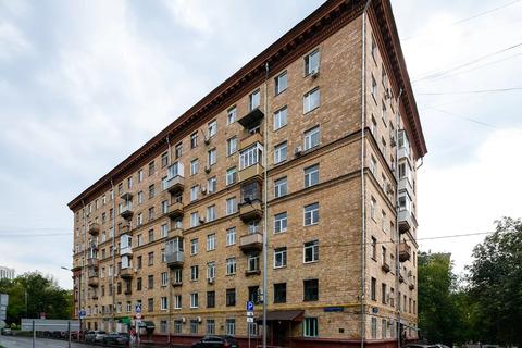 Квартира в сталинском доме около метро Щукинская