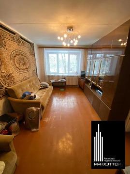 Продаётся трехкомнатная квартира в Южном микрорайоне города.