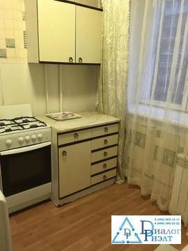 2-комнатная квартира в пешей доступности от метро Жулебино
