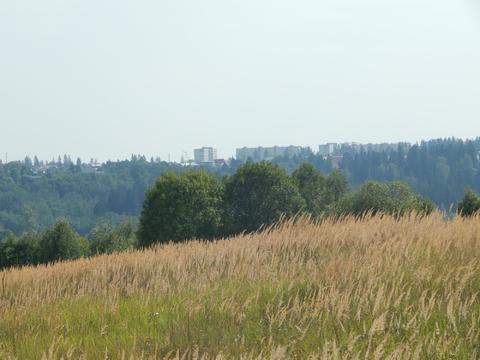 Участок 15 соток Игнатьево рядом с Москва рекой и лесом