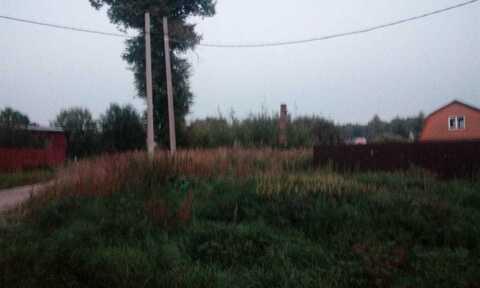 Земельный участок в д.Смена близ Сергиев Посад