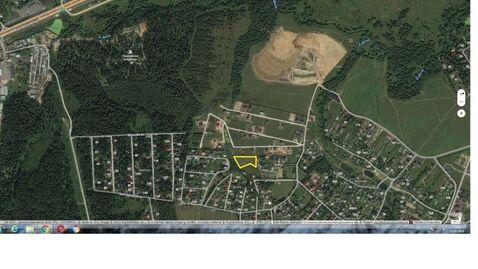 Продается участок, 66 соток, по Киевскому шоссе, напротив Апрелевки, .