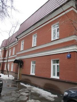 Москва, Новая Басманная, дом 18, стр 4, офис 20 кв.м