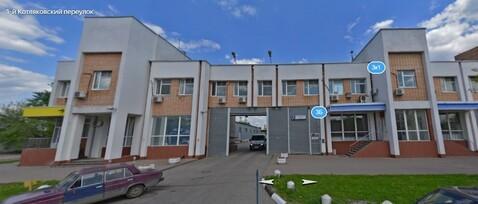 Продажа Офисно-складского БЦ 3500 м2 у метро Каширская, 1-й Котляковск