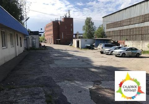 Продается база на которой расположено офисное здание общей площадью 30