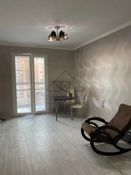 Квартира-студия с качественным евроремонтом в новом доме