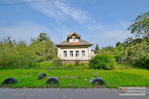 Продается жилой бревенчатый дом в д.Ефимьево!