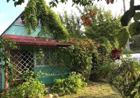 Дачный дом на участке 5,5+2 сотки в Климовске.