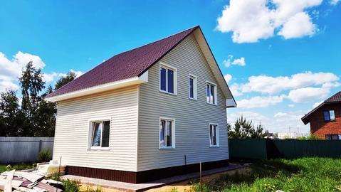ПМЖ дом 120 кв.м (газосиликат). Участок 6 сотки.