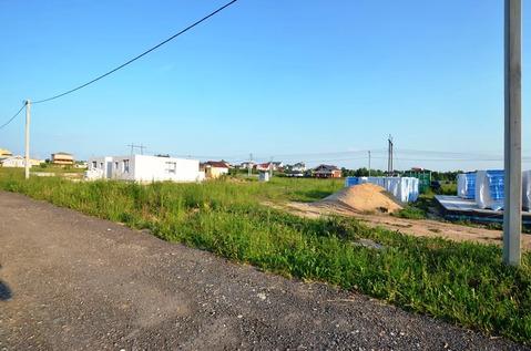 Продам участок в Некрасовском площадью 6 соток.