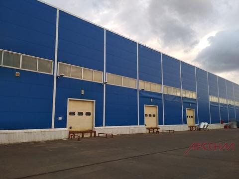 Производственно-складское здание в Лобне