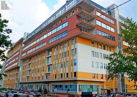 Офис 68 метров в бизнес-центре у метро Калужская, парковка, охрана