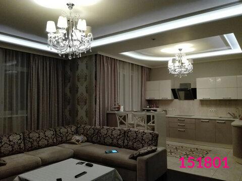 """3-комнатная квартира, 103 кв.м., в ЖК """"Кратово"""""""