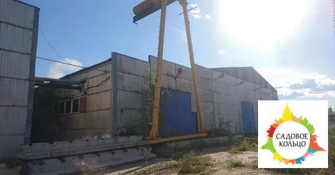 Предлагается к продаже производственно-складской комплекс в городе Сер