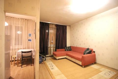 1 комнатная квартира на длительный срок аренды.