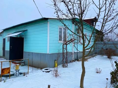 Часть дома в деревне Семеновская