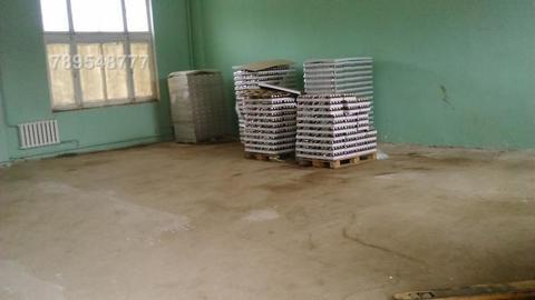 Чистый сухой отремонтированный склад 350 кв