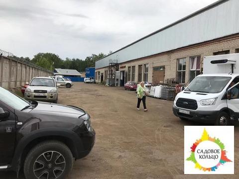 Предлагается производственно-складское здание в г. Солнечногорск. Площ