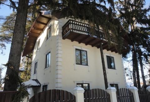 Сдается 3 этажный дом в г. Пушкино, м-н Клязьма, ул. Лермонтовская