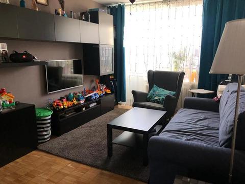 Продается 2-комнатная квартира на улице Чугунные Ворота, д. 19, к. 2