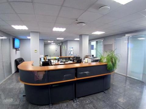 Офис 800 кв.м. евро-класса в аренду