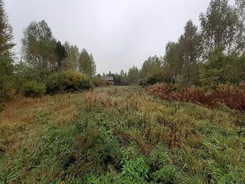Земельный участок 15 соток в д. Гусенки, Талдомского района