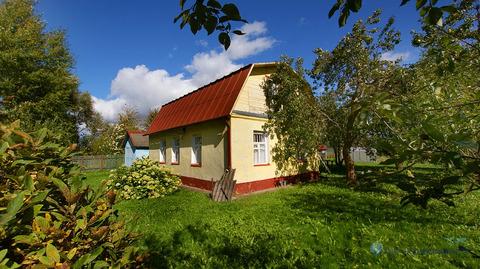 Кирпичный дом в Волоколамском районе Подмосковья (Новая рига 120 км.)
