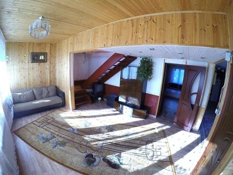 Продается дом 140 кв.м на уч-ке 15 соток: МО, Клинский р-н, д. Борщево