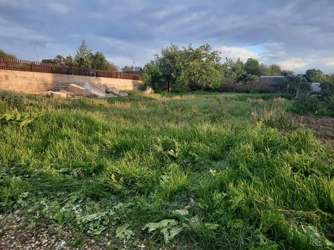 Продается земельный участок 8 с. в деревне Волково у водохранилища