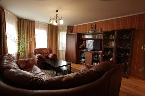 """4-комнатная квартира, 100 кв.м., в ЖК """"на ул. Полянская, 17"""""""