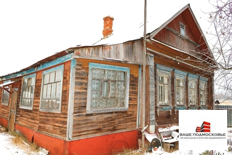 Участок 20 соток в деревне Назарово