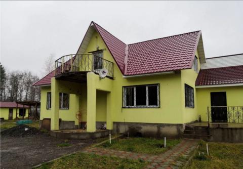 Дом 225 кв.м – МО, Можайский район, деревня Павлищево.