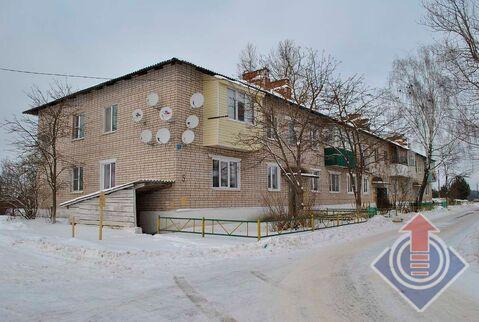 1-комнатная квартира площадью 28,9 кв.м. в д. Устье