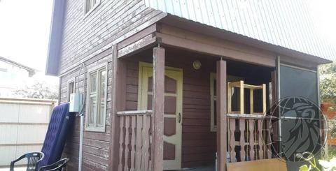 Дом - баня в СНТ Коммунальник, центр г. Подольска