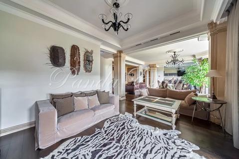 Самая красивая Квартира в долине Сетунь (ном. объекта: 2718)